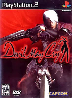 Devil May Cry PS2 ISO Cover