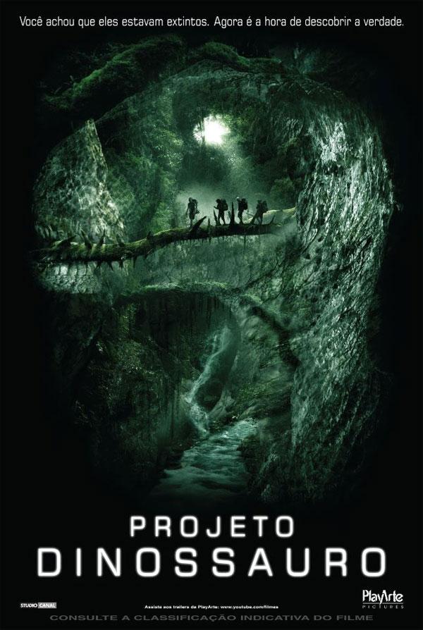 Projeto Dinossauro Legendado