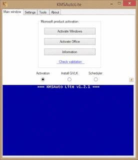 KMSAuto Lite v1.2.1