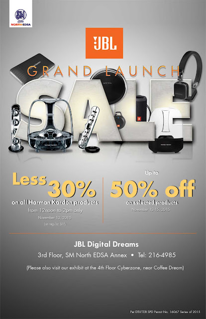 JBL Digital Dream Grand Launch