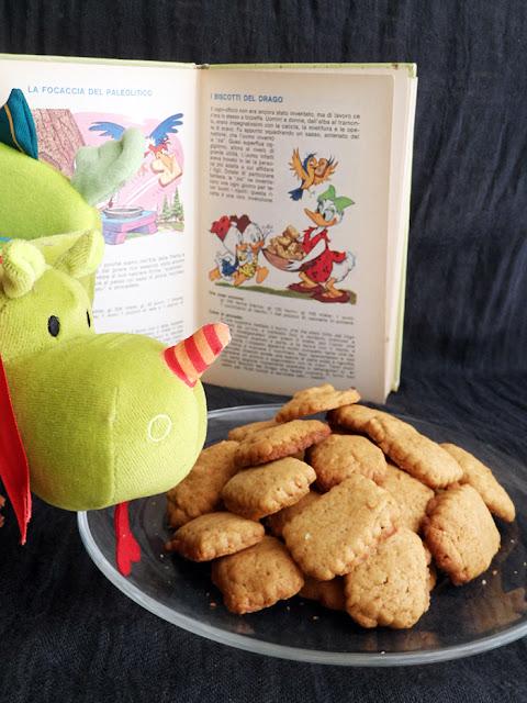 i biscotti del drago - manuale di nonna papera