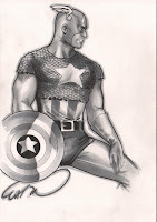 Captain America - John Watson