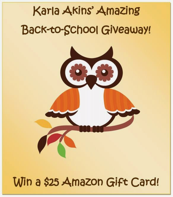 http://karlaakins.com/the-most-excellent-back-to-school-giveaway-win-a-25-amazon-gift-card/