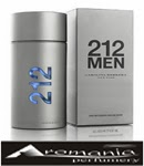 CAROLINA HERERA 212 MEN AROMANIA PARFUMERY