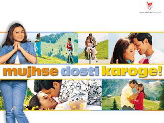 Sinopsis Film India Mujhse Dosti Karoge