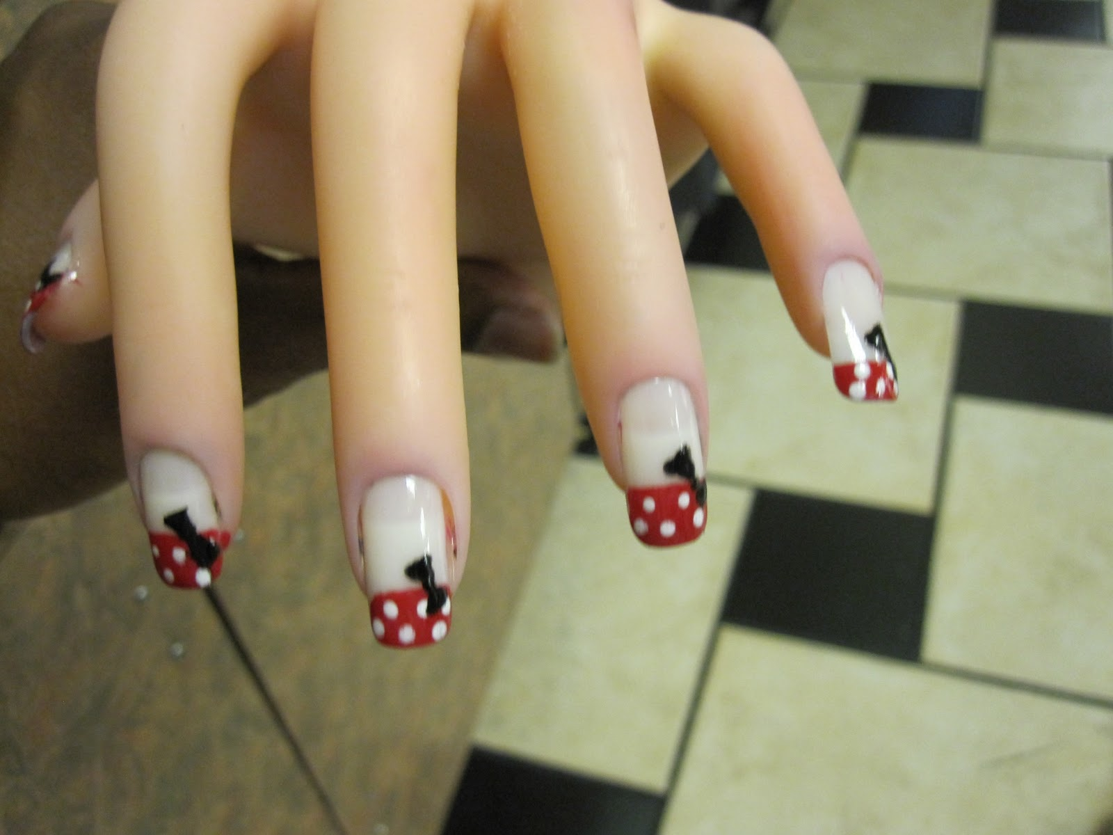 Nail Art Las Vegas: The Nail Art Las Vegas begins to evolve..........