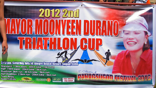 Triathlon in Cebu