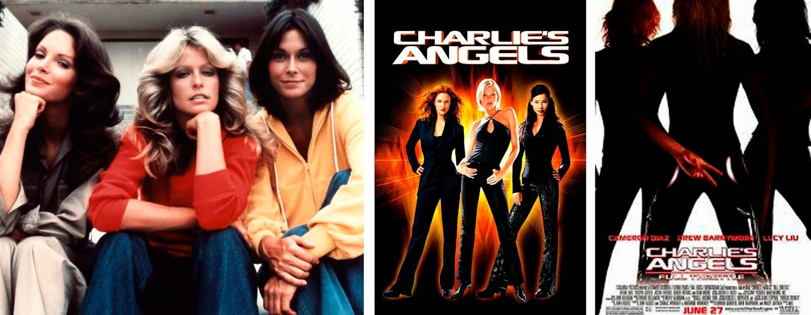'Los ángeles de Charlie, al límite', Drew Barrymore, Cameron Díaz, Lucy Liu
