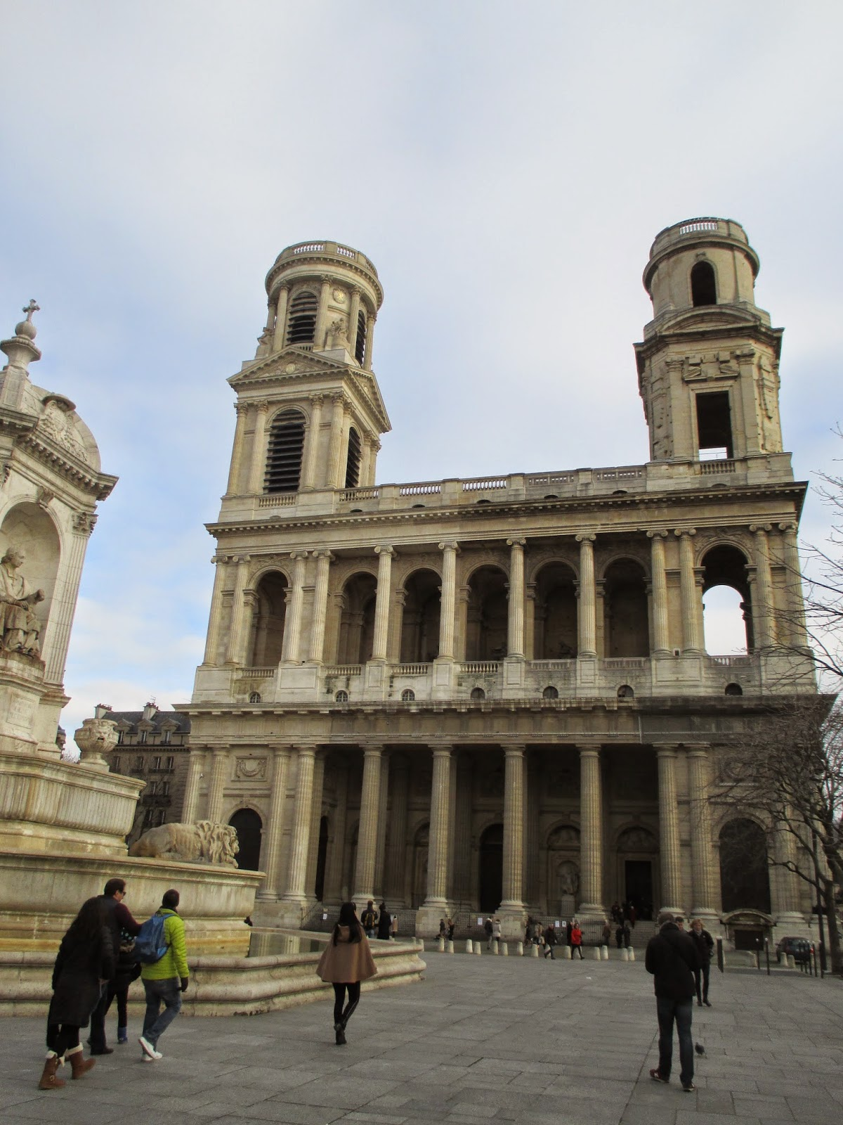 Saint-Sulpice, Paris, France