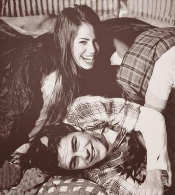 Lali y Peter ♥