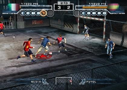FIFA Street (PS2) 2005