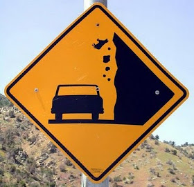 Warning Signs Thwart the Purpose of Natural Selection