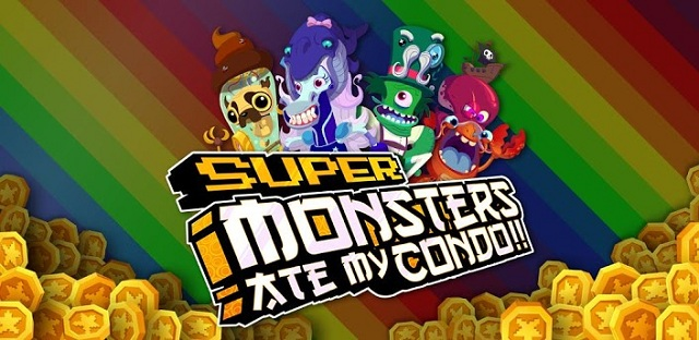 Super Monsters Ate My Condo