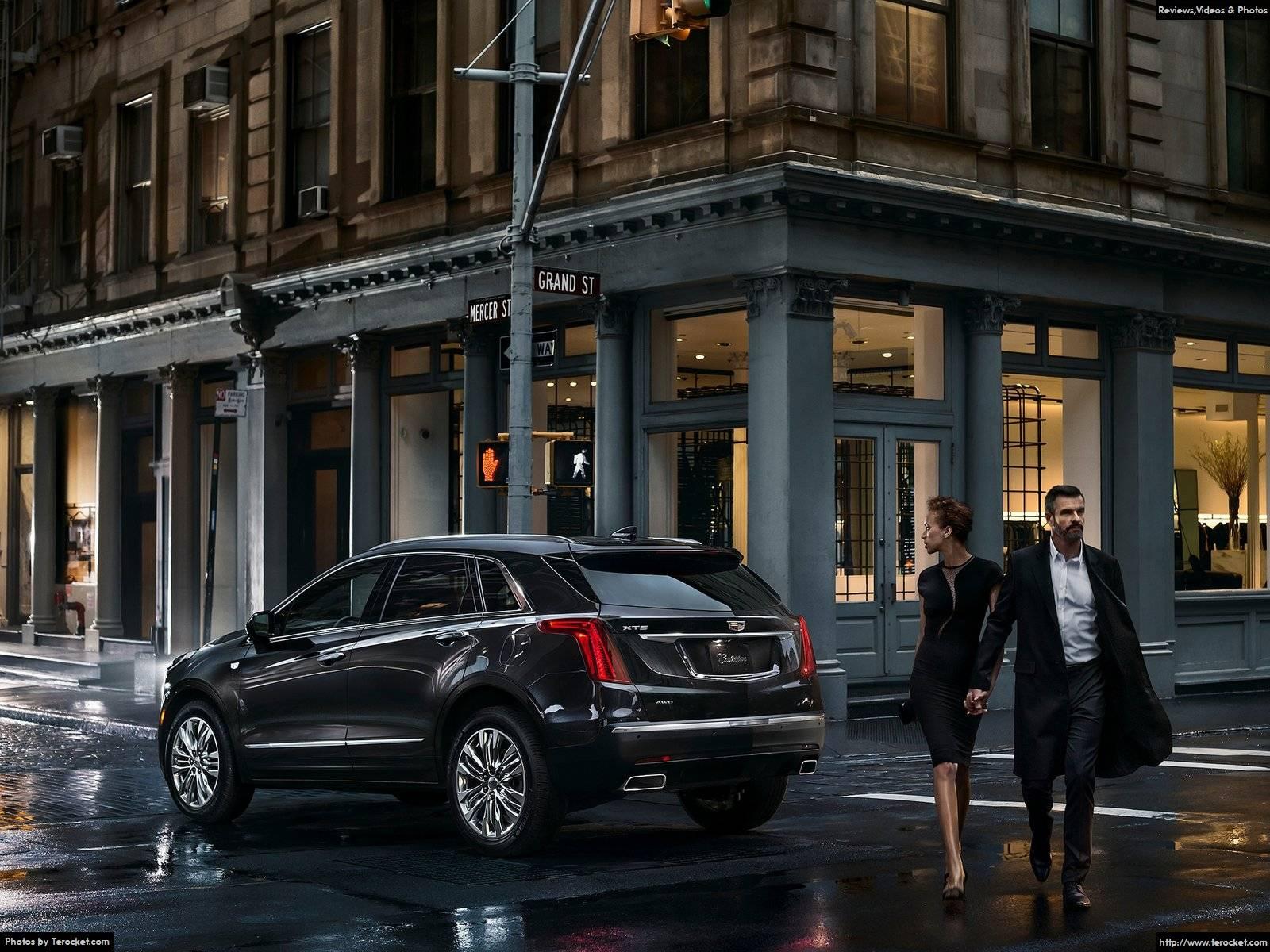 Hình ảnh xe ô tô Cadillac XT5 2017 & nội ngoại thất