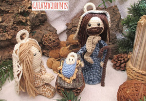 Free Amigurumi Nativity Pattern : Free amigurumi patterns november