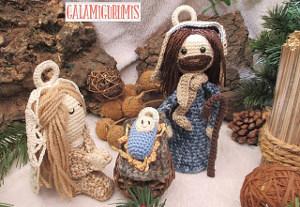 Amigurumi Nativity Free Download : Free amigurumi patterns november