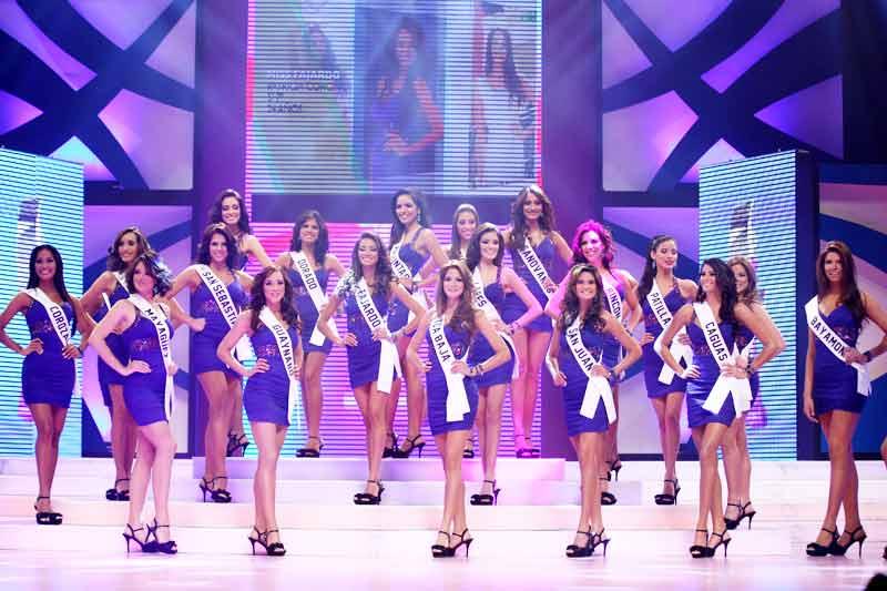 Miss Puerto Rico Universe 2013 Winners