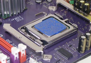 ZIF-гнезде для процессора