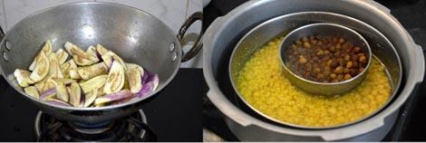 How to prepare brinjal rasavangi