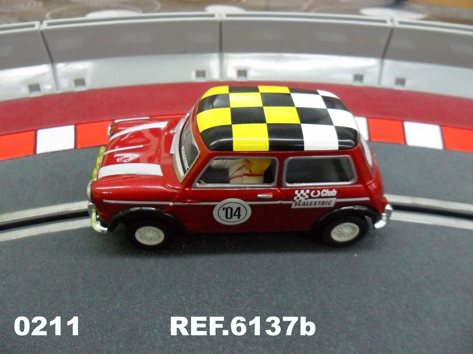 Coches Scalextric   Tecnitoys 2004