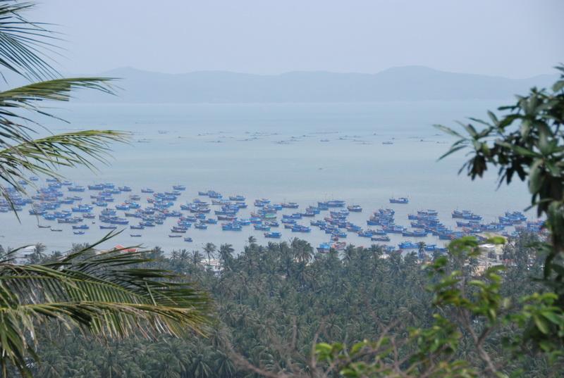 Phong cảnh Vịnh Xuân Đài