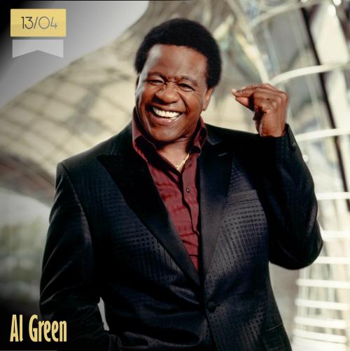 13 de abril | Al Green - @MusicaHoyTop | Info + vídeos