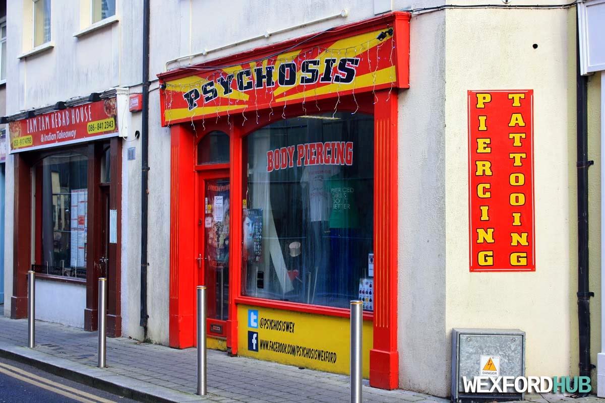 Psychosis, Wexford