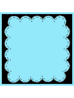 http://www.teacherspayteachers.com/Product/Scalloped-Stitched-Square-Frames-Color-Inside-and-Color-Borders-783418
