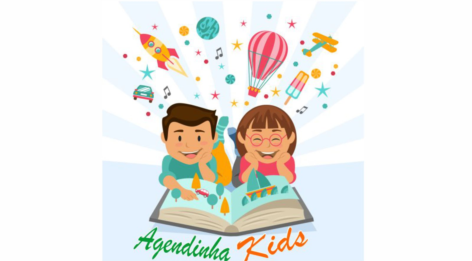 Agendinha Kids