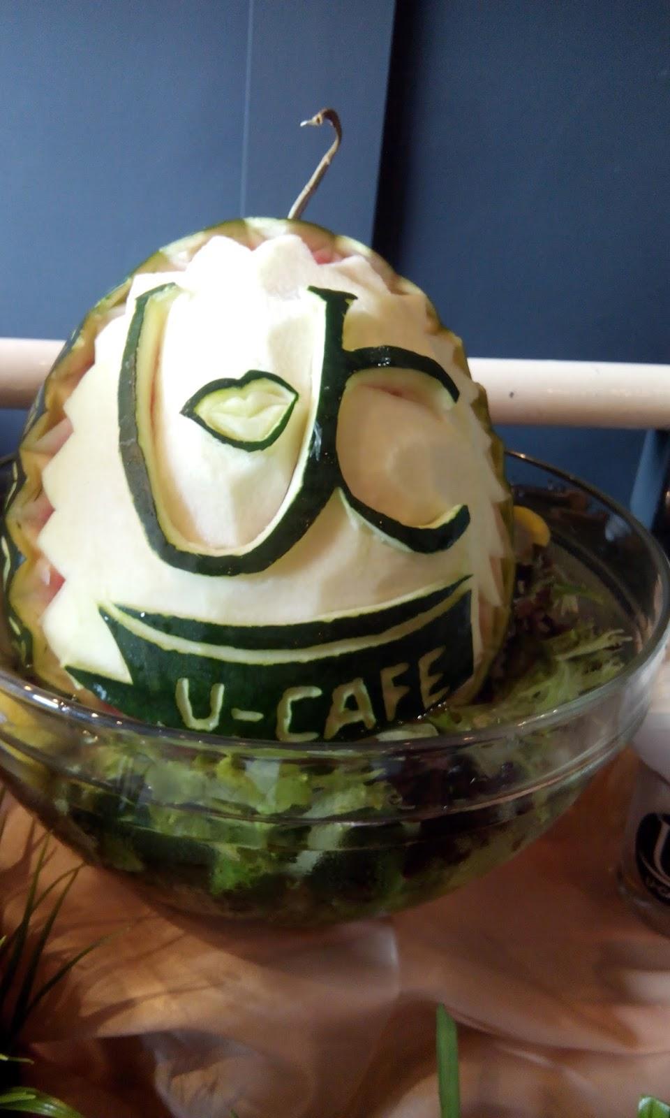 U Cafe Wangsa Walk Pilihan Pencinta Makanan Eyzamiel
