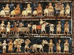 La ganadería en Mesopotamia /arte/