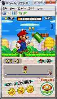 DeSmuME Nintendo DS Emulator