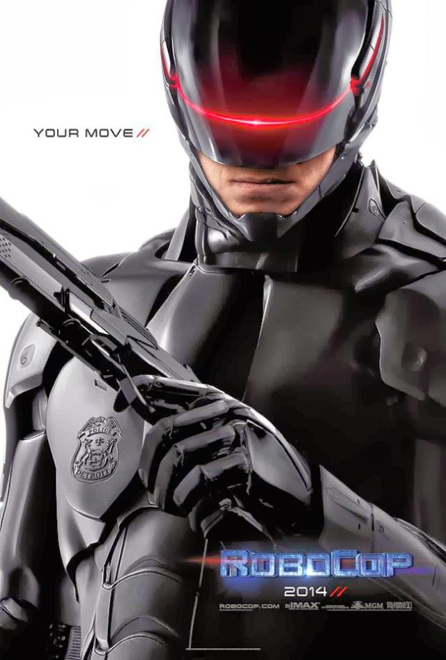 La película RoboCop
