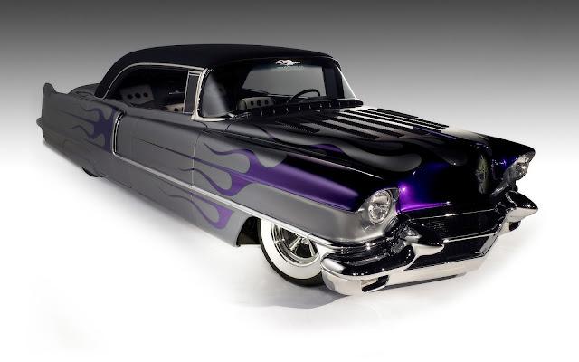 Cadillac Retro Fondos de Carros Antiguos