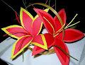 Lilium de papel
