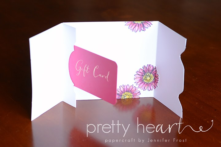 Jennifer Frost, Stampin' Up!, Bloom with Hope, And many more, blendabilities, melon mambo, gift card holder, belly band