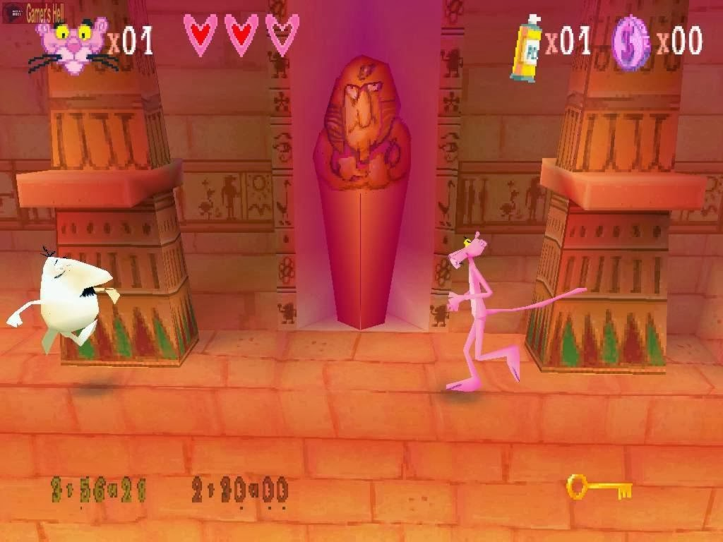 pink panther games online download
