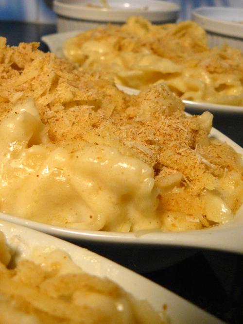 Pasta con salsa de queso r pida y sencilla taringa for Cocina rapida y sencilla