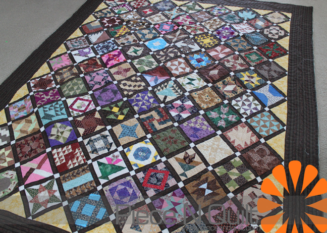 Piece N Quilt Farmers Wife Quilt
