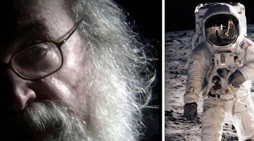 Recordado director de cine afirma que él escenificó los aterrizajes en la Luna