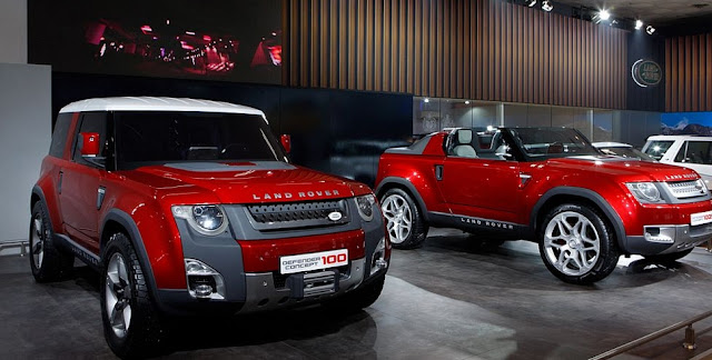 2016 Land Rover Defender Price