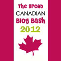 The Great Canadian Blog Bash Group Giveaway 2012