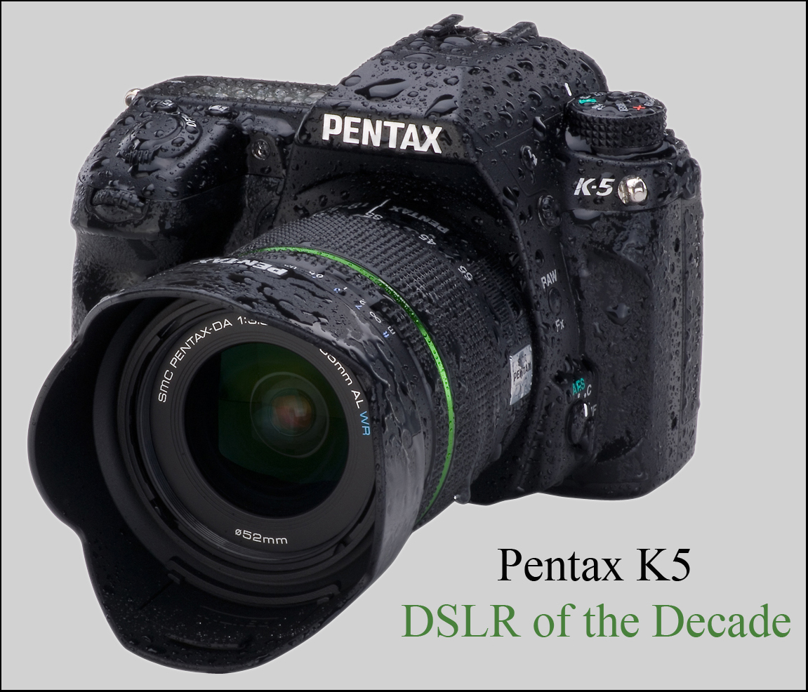 PHOTOGRAPHIC CENTRAL Pentax K5 DSLR Review