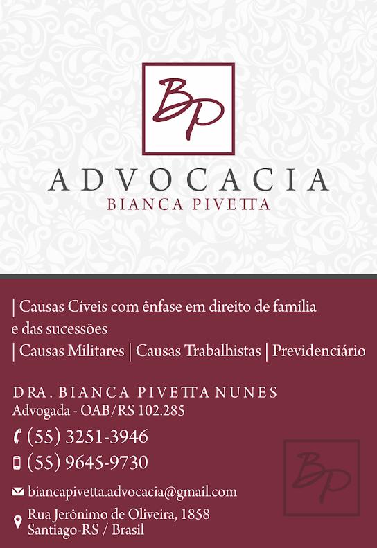 Advocacia Bianca Piveta/Santiago-RS