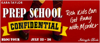 Prep School Confidential Blog Tour: Interview and Giveaway