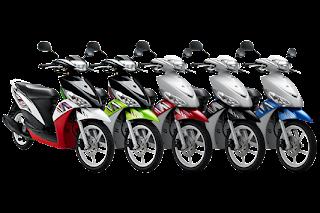 Penjualan Yamaha Mio J Meningkat