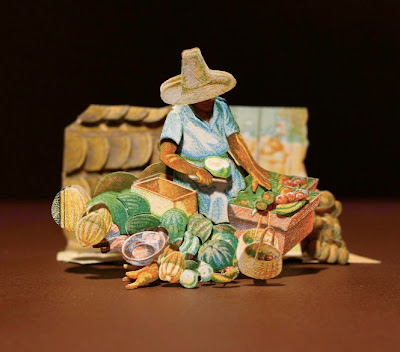 3D Currency Sculptures by Kristi Malakoff Seen On www.coolpicturegallery.us