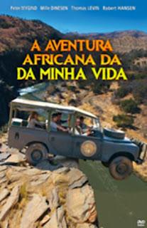 A Aventura Africana da Minha Vida - DVDRip Dublado