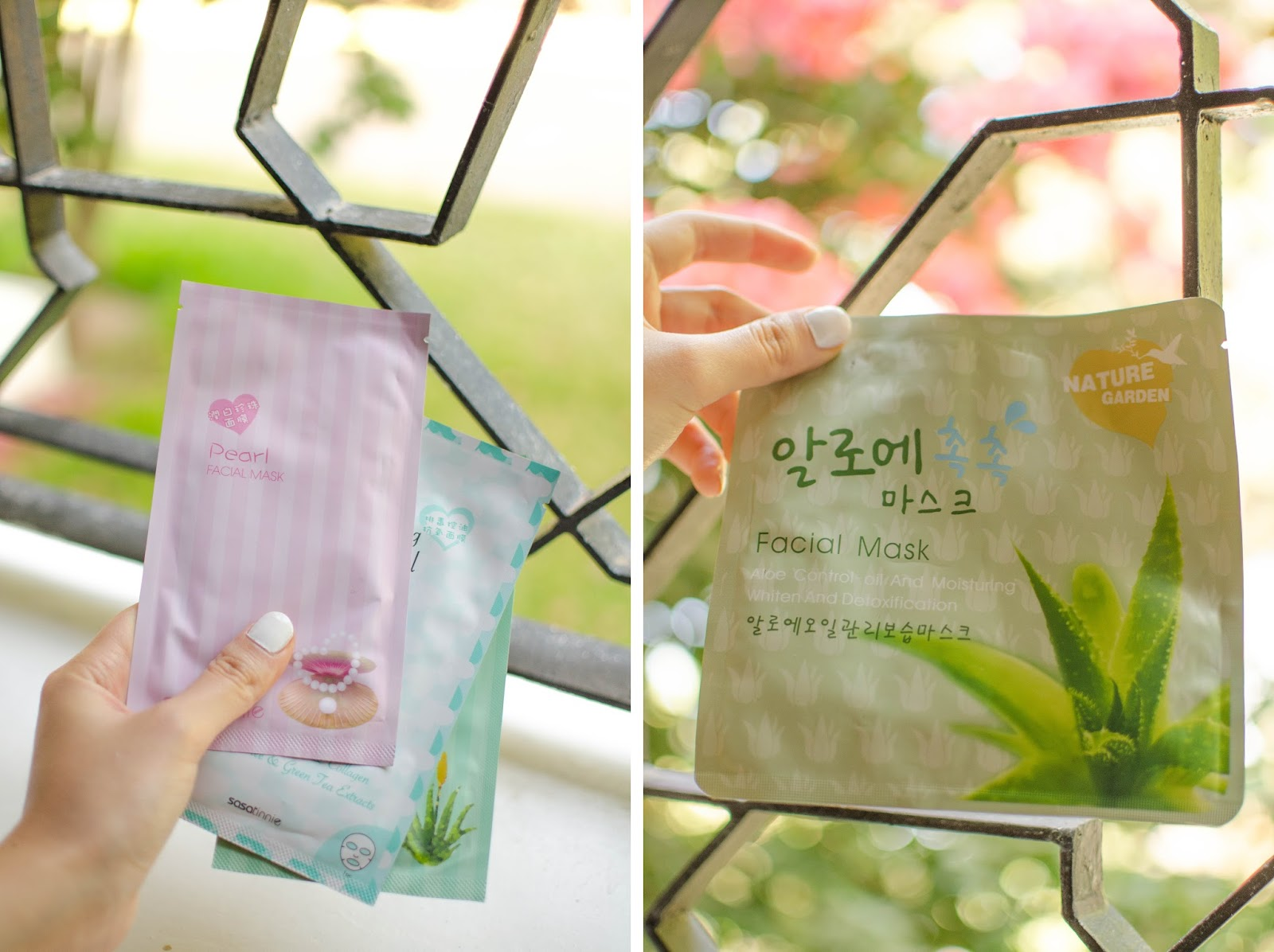 chiness, japanese and korean face masks
