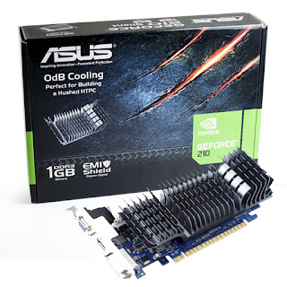 Buy Asus NVIDIA GeForce EN210 1 GB DDR3 Graphics Card at Rs. 1985, with 3 Years Waranty